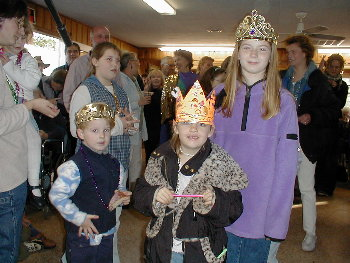 A Courtly Crew